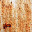 Rusted brown iron background texture wallpaper — Stock Photo #11924213