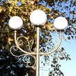 Street lamp — Stock Photo #11928931