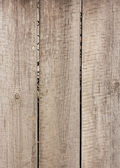 Close up of gray wooden fence panels — 图库照片