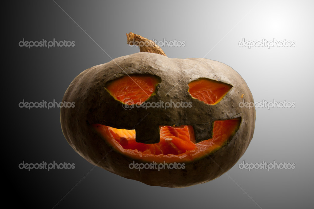 Halloween pumpkin — Stock Photo #11928221