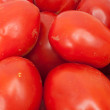 Background from fresh tomatoes - Lizenzfreies Foto