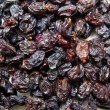 Stock Photo: Black raisins (sultana), dried fruits