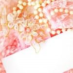 Vintage greeting card — Stock Photo #12147414