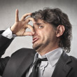 Business Distaste - Stock Photo
