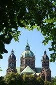 Bavarian Church — Zdjęcie stockowe