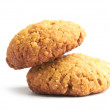 Oat cookies — Stockfoto