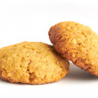 Oat cookies — Stock Photo