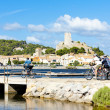 Gruissan, Languedoc-Roussillon, France — Stock Photo