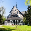 Stock Photo: Timbered church of Swidnica, Silesia, Poland