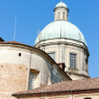 Cathedral in Vercelli, Piedmont, Italy - Stock Photo