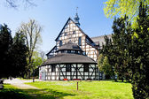 Timbered church of Swidnica, Silesia, Poland — Stock Photo