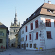 Sighisoara, Transylvanie, Romania — Stock Photo