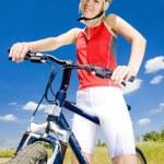 Biker — Stock Photo #10823800