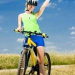 Biker — Stock Photo #10823804
