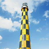 Lighthouse, Cayo Paredón Grande, Camaguey Province, Cuba — Stock Photo