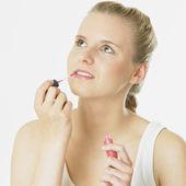 Woman's make up — Stock Photo