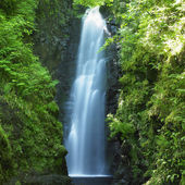 Cranny Falls, County Antrim, Northern Ireland — Stock Photo