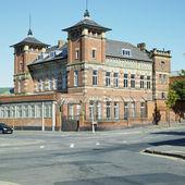 Tobacco works, Belfast, Northern Ireland — Stock Photo