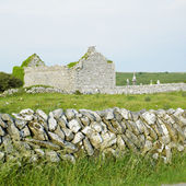 Ruins of Carran Church, Burren, County Clare, Ireland — Stock Photo