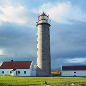Lighthouse, Lista, Norway — Stock Photo