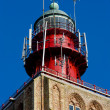 Lighthouse's detail, Westkapelle, Zeeland, Netherlands — Stock Photo #10984777