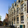Town hall, Veere, Zeeland, Netherlands — Stock Photo