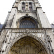 Cathedral of St. Bavon, Ghent, Flanders, Belgium — Stock Photo