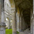 Abbey of Jumieges, Normandy, France — Stock Photo #10984841