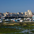 Barfleur, Normandy, France — Stock Photo