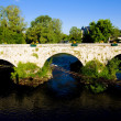 Bridge, Cande-sur-Beuvron, Loire-et-Cher, Centre, France — Stock Photo
