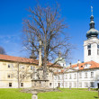 Doksany Monastery, Czech Republic - Stock Photo