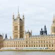 Houses of Parliament, London, Great Britain — Stock Photo #10986141