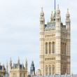 Houses of Parliament, London, Great Britain — Stock Photo #10986159