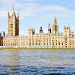 Houses of Parliament, London, Great Britain — Stock Photo #10986182
