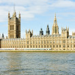 Houses of Parliament, London, Great Britain — Stock Photo