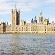 Houses of Parliament, London, Great Britain - Стоковая фотография