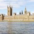 Houses of Parliament, London, Great Britain — Stock Photo #10986191