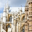 Westminster Abbey, London, Great Britain — Stock Photo