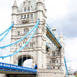 Tower Bridge, London, Great Britain — Stock Photo #10986256
