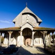 Church in Lentilles, Champagne, France - Stock Photo