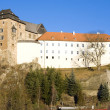 Castle Becov nad Teplou, Czech Republic — Stock Photo #10988471