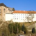 Castle Becov nad Teplou, Czech Republic — Stock Photo #10988471