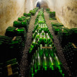 Wine archive, Hort Winery, Znojmo - Dobsice, Czech Republic - Stock Photo