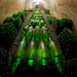 Wine archive, Hort Winery, Znojmo - Dobsice, Czech Republic — Stock Photo #10988521