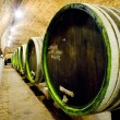 Wine cellar, Jaroslavice, Czech Republic — Stock Photo #10988592