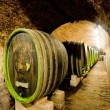 Wine cellar, Jaroslavice, Czech Republic — Stock Photo #10988597
