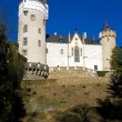 Castle Zleby, Czech Republic — Stock Photo #10988998