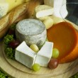 Cheese still life — Stock Photo