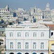 Plaza Vieja, Old Havana, Cuba — Stock Photo