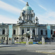 City Hall, Belfast, Northern Ireland - Stock Photo